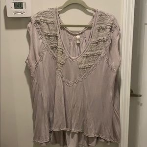 Free People too. Size large